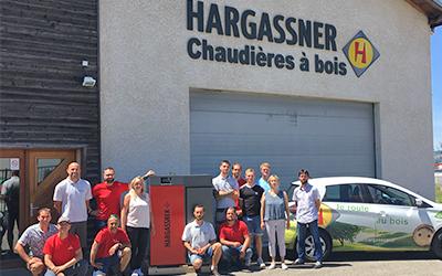 La Concession HARGASSNER France ALPES