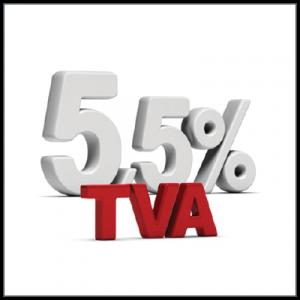TVA à 5.5%